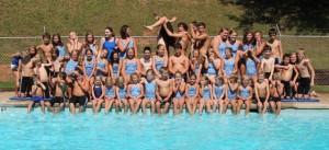 large swim team